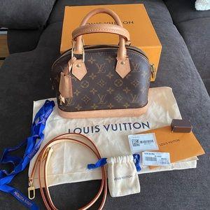 1450$ Louis Vuitton Alma BB